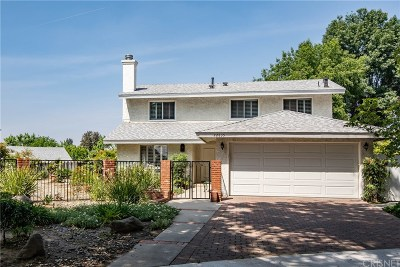 West Hills Single Family Home For Sale: 22835 Hartland Street