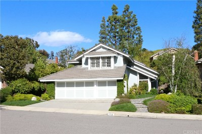 Ventura County Single Family Home For Sale: 712 Clear Haven Drive