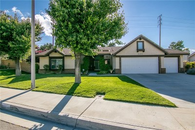 Los Angeles County Single Family Home For Sale: 41211 Elsdale Place