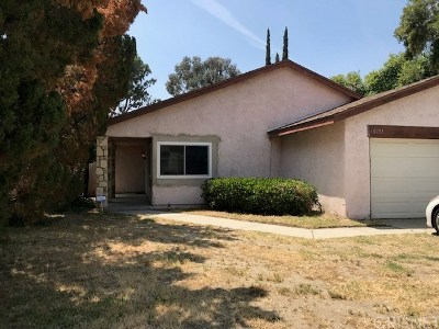 Chatsworth Single Family Home For Sale: 10233 Eton Avenue