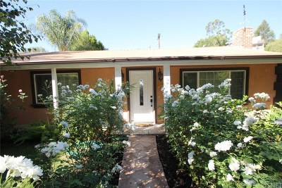 Woodland Hills Single Family Home For Sale: 5109 Canoga Avenue