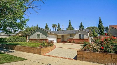 Single Family Home For Sale: 15901 Ludlow Street