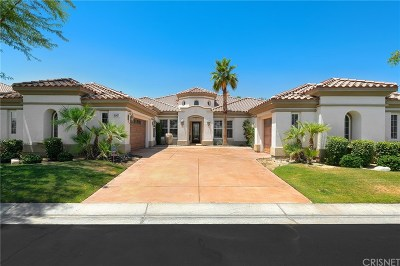La Quinta Single Family Home For Sale: 51417 El Dorado Drive