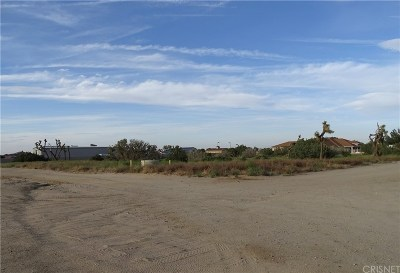 Palmdale Residential Lots & Land For Sale: Vac Cor Avenue 08 25 Stw