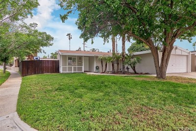 Canyon Country Single Family Home For Sale: 19202 Lonerock Street