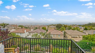 Stevenson Ranch Single Family Home For Sale: 26425 Ocasey Place