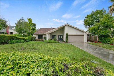 Woodland Hills Single Family Home Sold: 4611 Poe Avenue