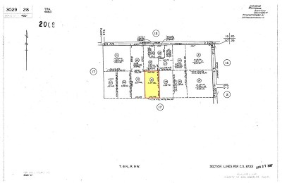 Palmdale Residential Lots & Land For Sale: 148 East , Ave Q-3