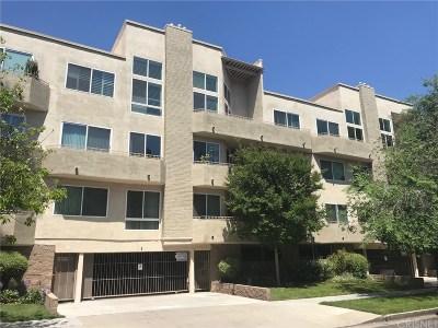 Sherman Oaks Condo/Townhouse Sold: 14569 Benefit Street #108