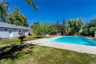 Canoga Park Single Family Home For Sale: 7706 Glassport Avenue
