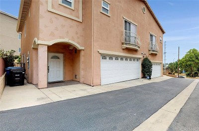 Pacoima Single Family Home For Sale: 12385 Osborne Street #2