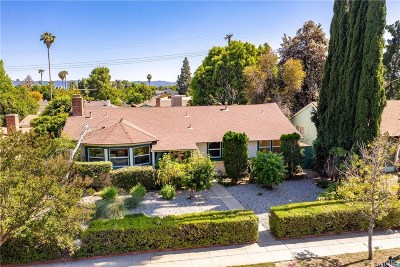Northridge Single Family Home For Sale: 19448 Parthenia Street
