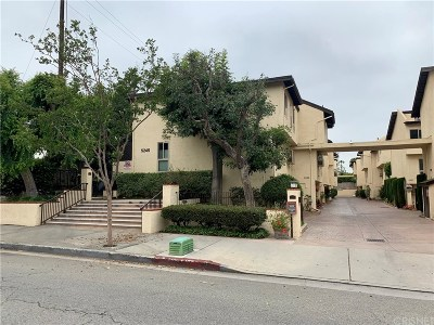 Sherman Oaks Condo/Townhouse For Sale: 5245 Coldwater Canyon Avenue #B