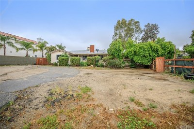 Sylmar Single Family Home For Sale: 13240 Herrick Avenue