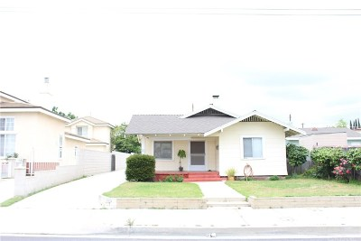 Alhambra Single Family Home For Sale: 813 West Mission Road