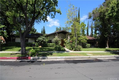 Northridge Single Family Home For Sale: 9701 Bothwell Road
