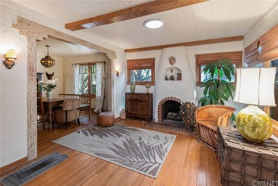 Hollywood Hills Single Family Home Active Under Contract: 3234 Ellington Drive