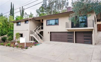 Woodland Hills Single Family Home For Sale: 4894 Calderon Road