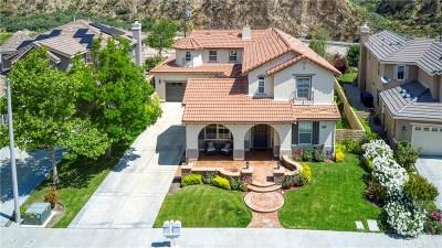 Stevenson Ranch Single Family Home For Sale: 25935 Royal Oaks Road