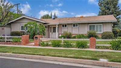 Northridge Single Family Home For Sale: 8901 Etiwanda Avenue