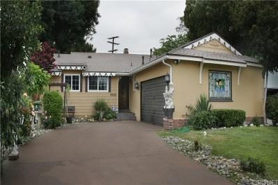 North Hills Single Family Home For Sale: 9343 Debra Avenue