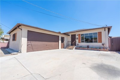 North Hollywood Single Family Home For Sale: 12018 Keswick Street