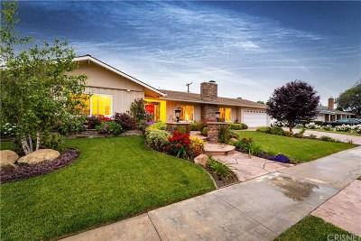 Thousand Oaks Single Family Home For Sale: 1542 Warwick Avenue
