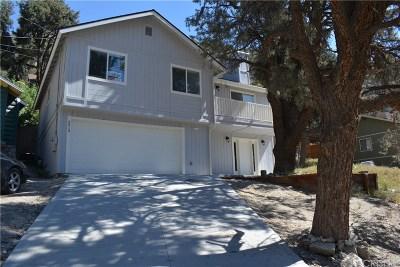 Frazier Park Single Family Home For Sale: 3913 Oregon Drive