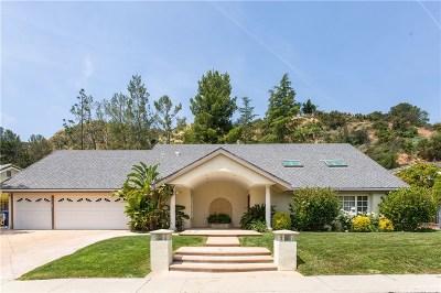 Tarzana Single Family Home For Sale: 3725 Gleneagles Drive
