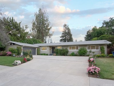 Los Angeles County Single Family Home For Sale: 23320 Canzonet Street