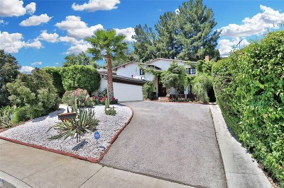 West Hills Single Family Home For Sale: 6517 Valley Circle Terrace