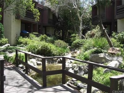 Woodland Hills Rental For Rent: 21931 Burbank Boulevard #12