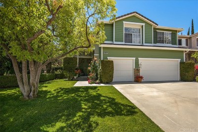 Stevenson Ranch Single Family Home For Sale: 26324 Beecher Lane