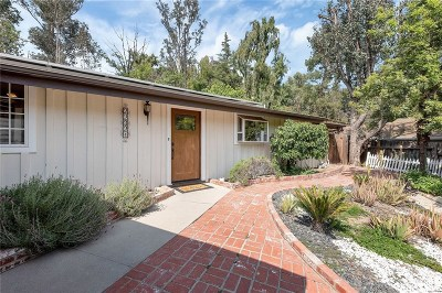 Woodland Hills Single Family Home For Sale: 22321 Avenue San Luis