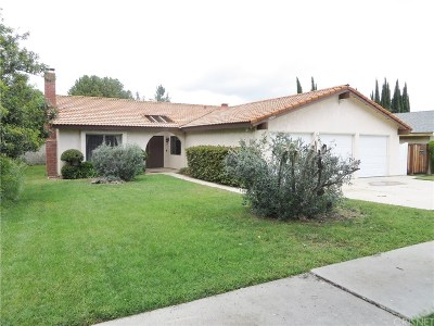 West Hills Single Family Home For Sale: 22749 Gault Street