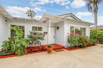Canoga Park Single Family Home For Sale: 7839 Farralone Avenue
