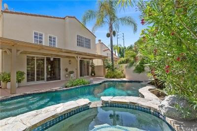 Calabasas Single Family Home Sold: 4309 Park Arroyo