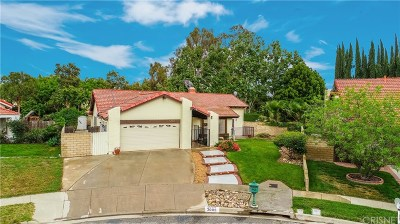 Simi Valley Single Family Home For Sale: 3005 Candice Court