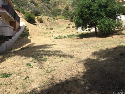 Calabasas Residential Lots & Land For Sale: 3410 Dorothy Road