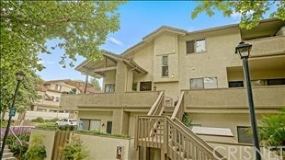 Thousand Oaks Condo/Townhouse Active Under Contract: 140 Maegan Place #8
