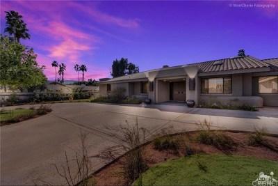 Rancho Mirage Single Family Home For Sale: 701 Iris Lane