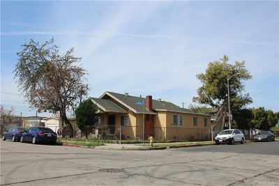 Los Angeles Single Family Home For Sale: 5803 Ascot Avenue