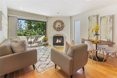 Calabasas Condo/Townhouse For Sale: 4233 Freedom Drive #201