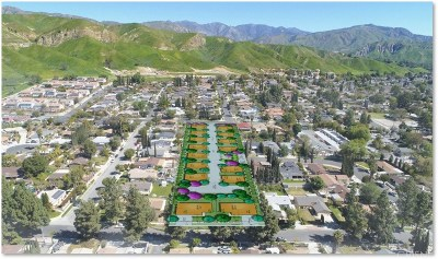 Lakeview Terrace Residential Lots & Land For Sale: 11761 Fenton Avenue