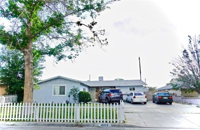 Los Angeles County Single Family Home For Sale: 45529 Sancroft Avenue