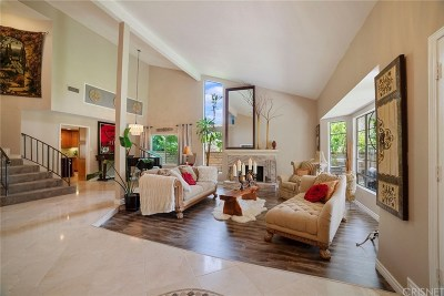 Thousand Oaks Single Family Home For Sale: 2950 Parkview Drive