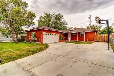Lancaster Single Family Home For Sale: 1344 Boyden Avenue