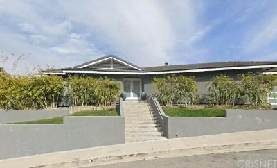 Sherman Oaks Single Family Home Sold: 4000 Deervale Drive