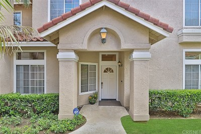 Simi Valley Condo/Townhouse For Sale: 620 Geranium Lane #G