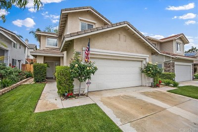 Canyon Country Single Family Home For Sale: 26527 Isabella